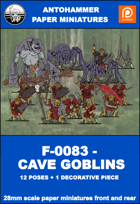 F-0083 - CAVE GOBLINS