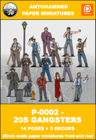 P-0002 - 20S GANGSTERS