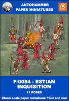 F-0084 - ESTIAN INQUISITION