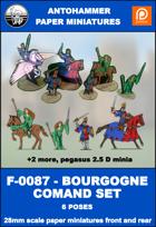 F-0087 - BOURGOGNE COMAND SET