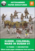 H-0008 - COLONIAL WARS IN SUDAN 01