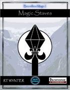 Magic Staves - Boundless Magic