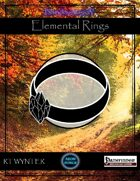 Elemental Rings - Boundless Magic