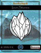 Ioun Stones - Boundless Magic