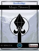 Magic Staves II - Boundless Magic