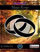 Magic Rings - Boundless Magic