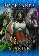 MYTHLANDS RPG Podręcznik - Starter 1.3