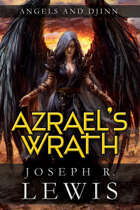Angels and Djinn: Azrael's Wrath (Book 2)