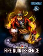 FIRE QUINTESSENCE
