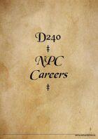 d240 NPC Careers