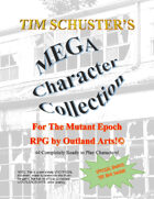 Mega Character Collection