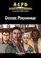 ACPD - Dossier Personnage