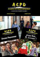 ACPD - Livre de base + suppléments [BUNDLE]