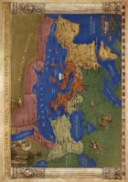 Lex Arcana RPG - Empire Map
