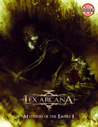 Lex Arcana RPG - Mysteries of the Empire I