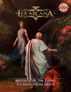 Lex Arcana RPG - The Nynph and the Senator