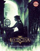 Lex Arcana RPG - Encyclopaedia Arcana