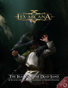Lex Arcana RPG - The Island of the Dead Sand