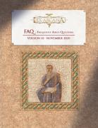 Lex Arcana RPG - FAQs Corebook