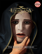 Lex Arcana RPG - The Eleusinian Mysteries