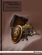 Forgotten Treasury: Prizes of the Privateer