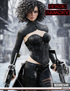Heroic Armory