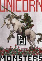 Unicorn Rider/Riderless version Colour