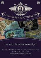 Jannasaras Kartentasche – Das digitale Demopaket