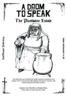 A Doom To Speak: Plumwine Estate