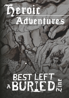 Best Left Buried: Expanded Character Options [BUNDLE]