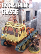 Extra Truck Chassis: 3D Printable for 28mm Wargames