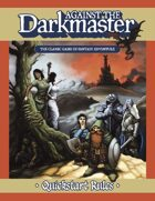 Against the Darkmaster - Quickstart