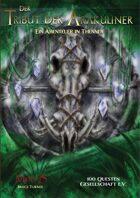 Der Tribut der Arakuliner - Ein Abenteuer in Thennla