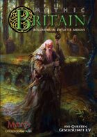 Mythic Britain – Rollenspiel im Zeitalter Merlins
