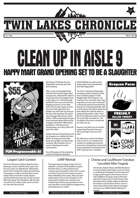 Dead of Night: Clean Up In Aisle 9