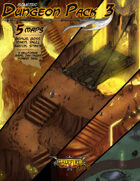 Isometric Dungeon Pack 3 - Hellforge