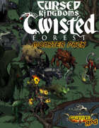 Cursed Kingdoms - Twisted Forest, Isometric Monster Pack