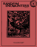 Random Encounters Map Collection Vol 2, Issue 8 (August 2019) Low-Res - REMC0013LR