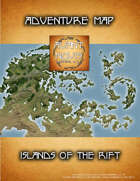 Adventure map: Islands of the Rift