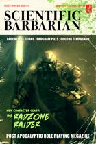 SCIENTIFIC BARBARIAN No.2