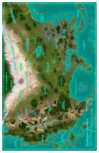 Omega-Terra World Map