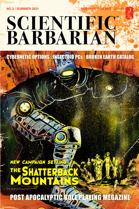 SCIENTIFIC BARBARIAN No.3