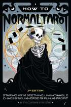 How to Normal Tarot, 2nd Ed Gold