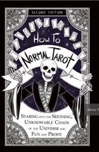 How to Normal Tarot, 2nd Ed Silver