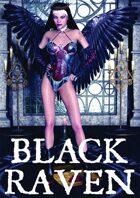 Black Raven Tarot Game