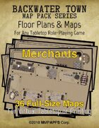Backwater Town: Merchants