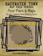 Backwater Town: Landing Pad