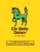 The Moldy Unicorn