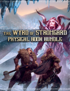 The Stromgard Physical Book Pack [BUNDLE]