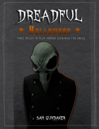 Dreadful 2: Halloween - 3 Campaign Dread Supplemental